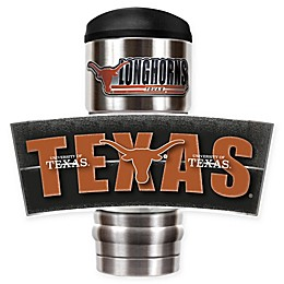 University of Texas Stainless Steel 18 oz. Insulated Tumbler