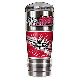 University of New Mexico Stainless Steel 18 oz. Insulated Tumbler