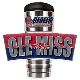 University of Mississippi Stainless Steel 18 oz. Insulated Tumbler