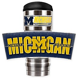 University of Michigan Stainless Steel 18 oz. Insulated Tumbler
