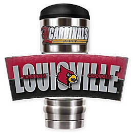 University of Louisville Stainless Steel 18 oz. Insulated Tumbler