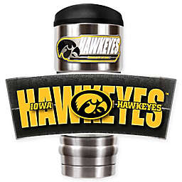 University of Iowa Stainless Steel 18 oz. Insulated Tumbler