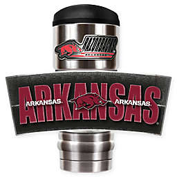 University of Arkansas Stainless Steel 18 oz. Insulated Tumbler