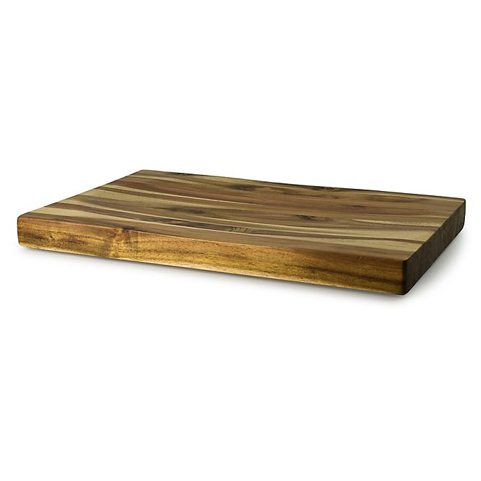 Alternate image 1 for Architec® GripperWood Concave Cutting Board
