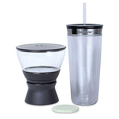Cool Gear BRU Single Serve Iced Coffee Cold Brew System
