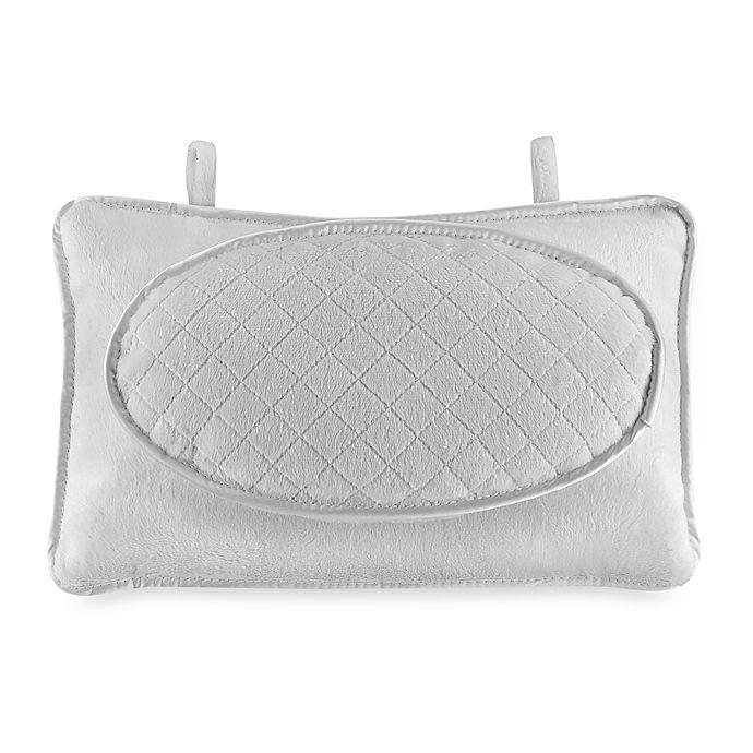 43eb349062bb Microfiber Terry Bath Pillow | Bed Bath & Beyond