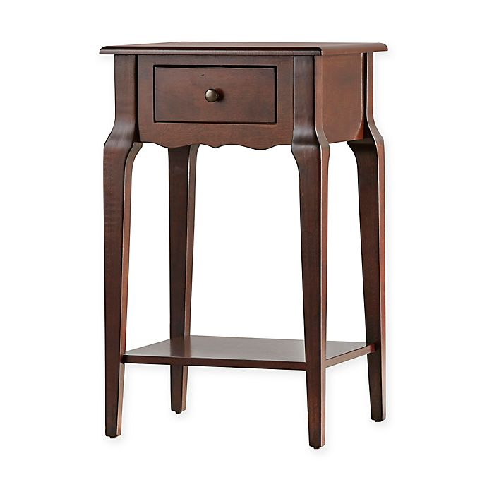 Alternate image 1 for iNSPIRE Q® Couri Accent Table in Bay Blue