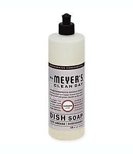 Jabón líquido para trastes Mrs. Meyer´s®, con aromaterapia de lavanda, 473 mL