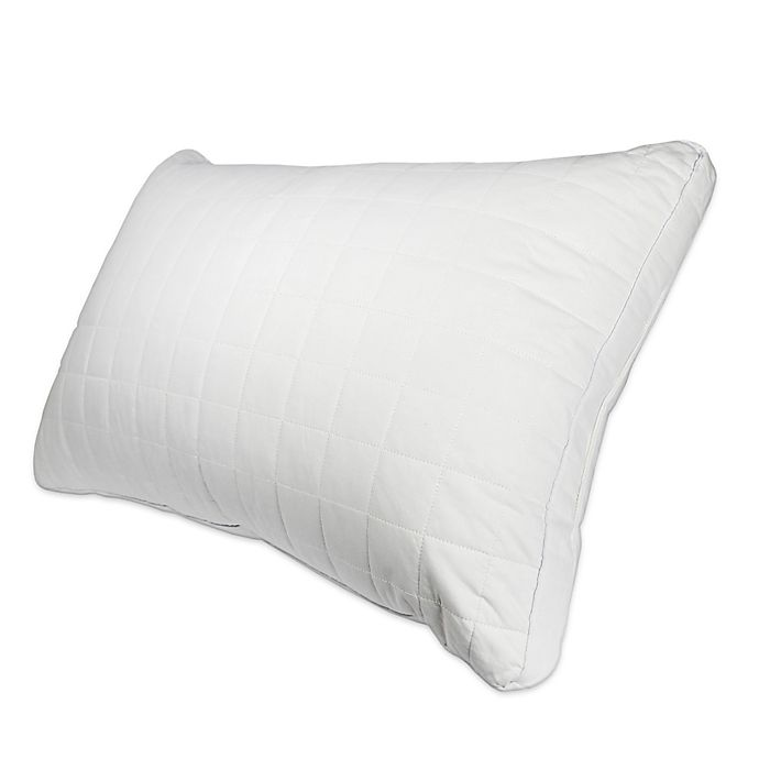 Alternate image 1 for The Signature Collection™ Silk Filled Quilted Pillow