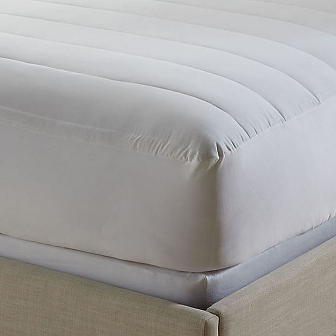 buy perfect comfort waterproof twin xl mattress pad from bed bath beyond. Black Bedroom Furniture Sets. Home Design Ideas