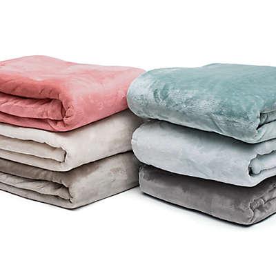 Marlo Velvet Plush Blanket