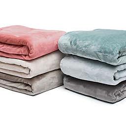 Home Fashion Designs Marlo Velvet Blanket