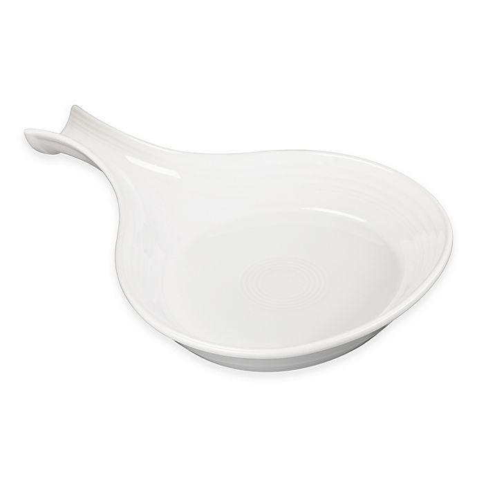 Alternate image 1 for Fiesta® Skillet Baker in White