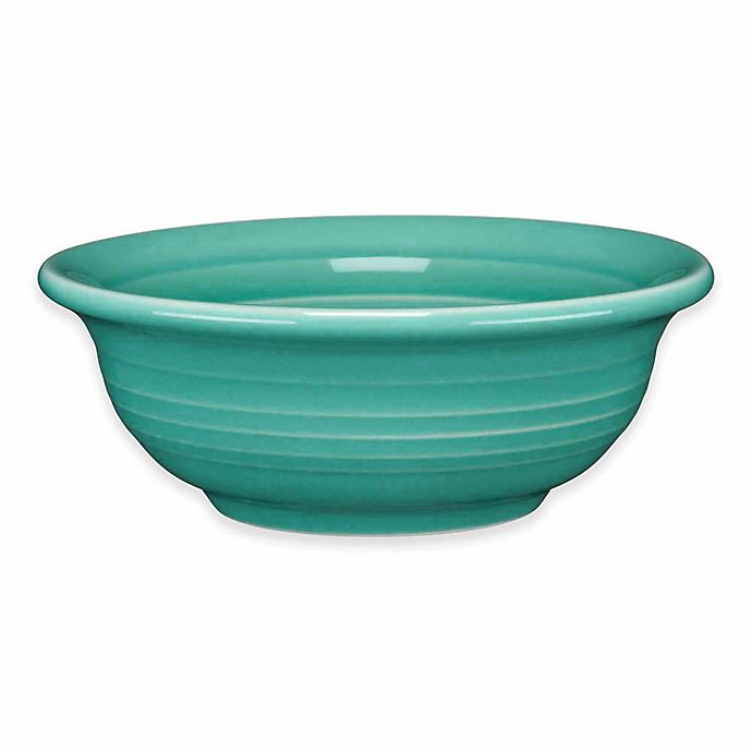Alternate image 1 for Fiesta® Individual Fruit/Salsa Bowl in Turquoise