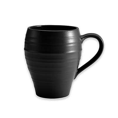 Mikasa® Swirl Mug in Black