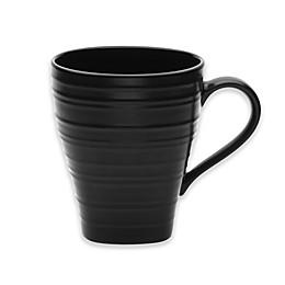Mikasa® Swirl Square Mug in Graphite