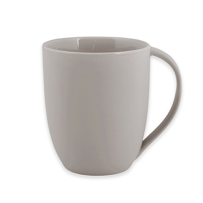Alternate image 1 for Artisanal Kitchen Supply® Curve Mug in Grey