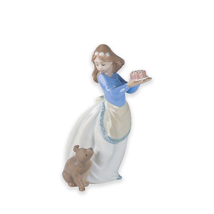 Alternate image 1 for Nao® Puppy's Birthday Figurine