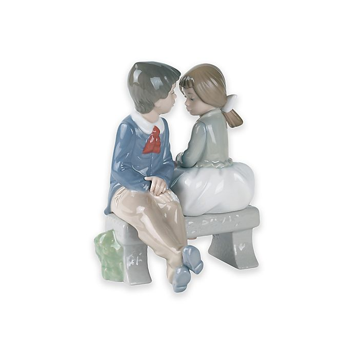 Alternate image 1 for Lladro Nao® First Love Figurine