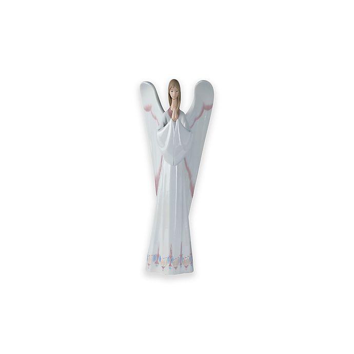 Alternate image 1 for Nao® An Angel's Prayer Figurine