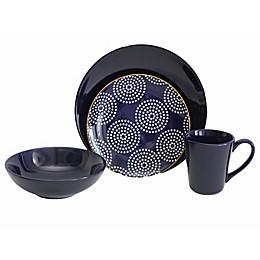 Baum Concentric 16-Piece Dinnerware Set