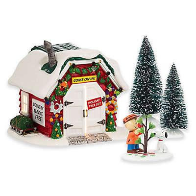 Enesco Department 56® Peanuts Village Boxed Set