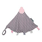 Cheeky Chompers® Comfortchew® Polka Dot Teething Comforter in Pink