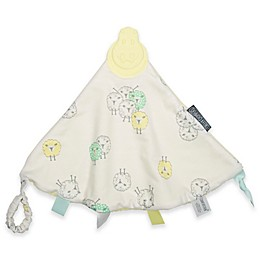 Cheeky Chompers® Comfortchew® Barnaby Sheep 2-in-1 Teether Blanket in Yellow