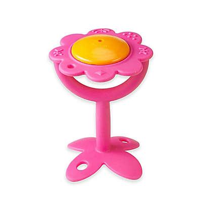 Innobaby Teethin' Smart™ EZ Grip Berry Teether Rattle in Pink/Orange