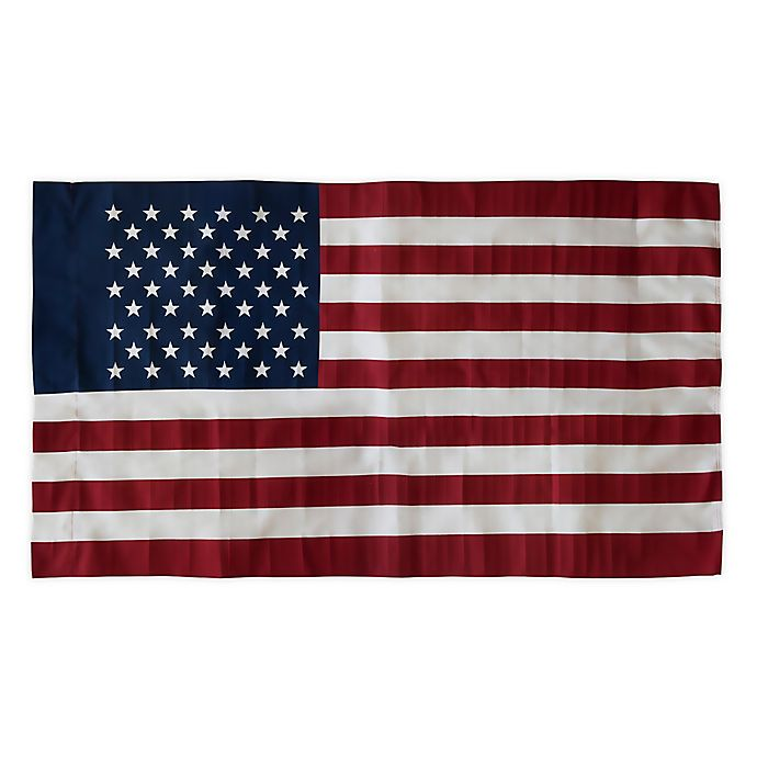 Alternate image 1 for Valley Forge 29-Inch x 50-Inch American Flag