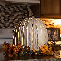 Desert Steel  Pumpkin Lantern