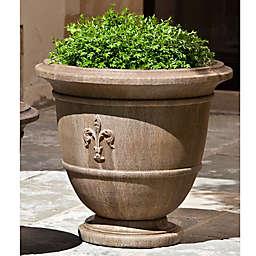 Campania Fleur de Lis Urn