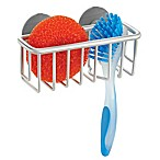 InterDesign® Rust Proof Aluminum Suction Sink Caddy