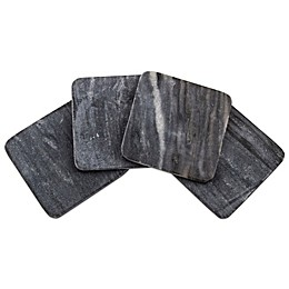 Thirstystone® Square Marble Coaster