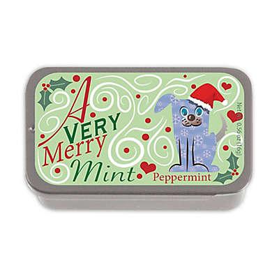 AmuseMints® Christmas Dog 24-Pack Sugar-Free Mints