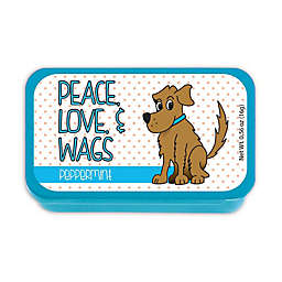 AmuseMints® Peace, Love, and Wags Sugar-Free Mints