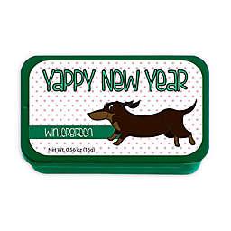 AmuseMints® Yappy New Year Sugar-Free Mints