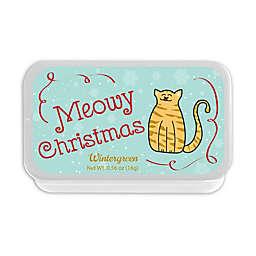 AmuseMints® Meowy Christmas Sugar-Free Mints