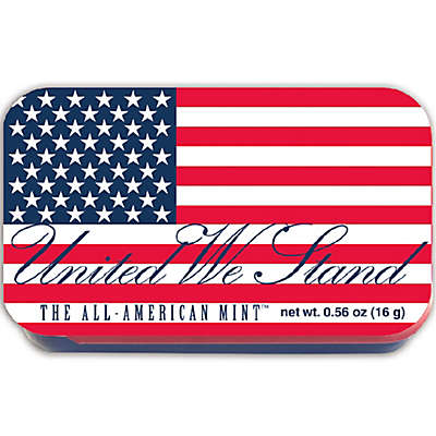 AmuseMints® USA Flag 24-Pack Sugar-Free Mints