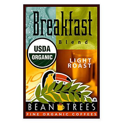 Beantrees Breakfast Blend Whole Bean Organic Coffee