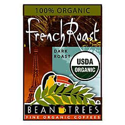 Beantrees French Roast Whole Bean Organic Coffee