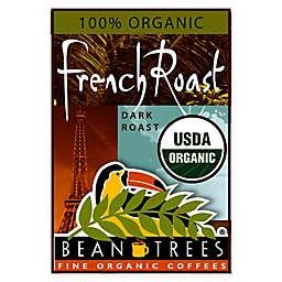 Beantrees French Roast Ground Organic Coffee