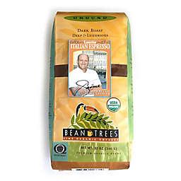 Beantrees Chef Jamie 2-Pack Organic Ground Italian Espresso