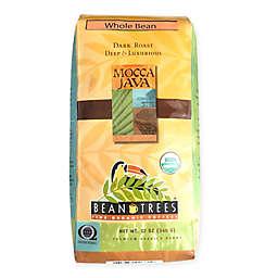 Beantrees Organic Mocca Java Whole Bean Coffee