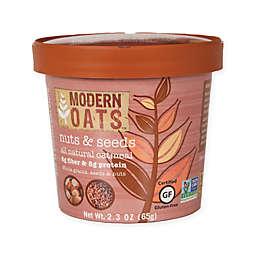 Modern Oats® Nuts & Seeds 12-Pack 2.25 oz. Oatmeal Cups