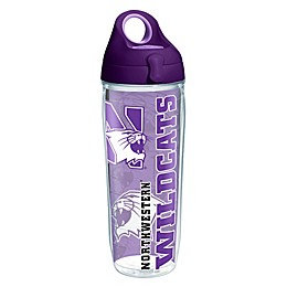 Tervis® Northwestern University Wildcats 24 oz. Pride Wrap Water Bottle with Lid