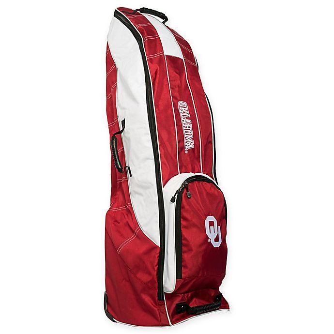 Alternate image 1 for University of Oklahoma Golf Travel Bag