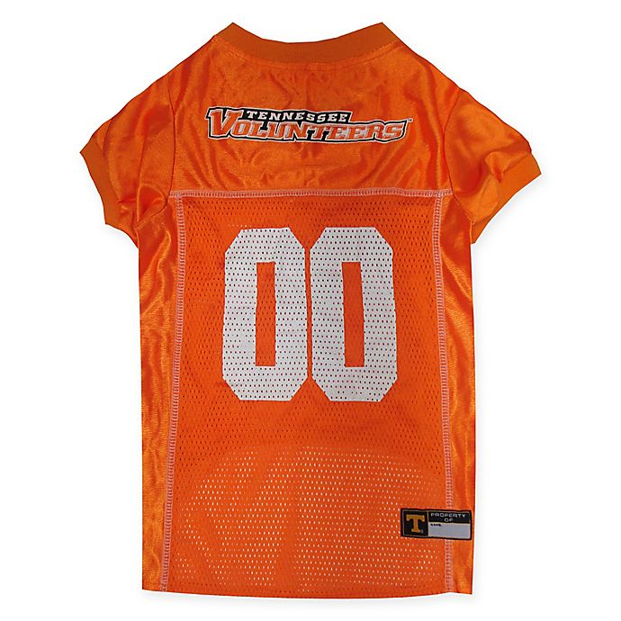 Alternate image 1 for University of Tennessee Volunteers Extra-Large Pet Jersey