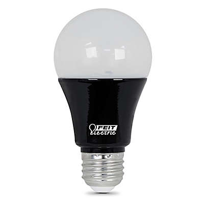 Feit Electric 9-Watt Black LED Light Bulb