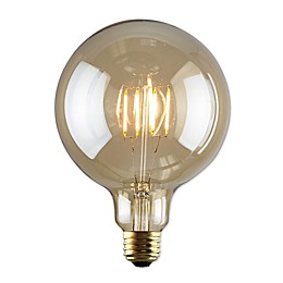 Luminance Nostalgia 2-Watt Amber Filament LED Light Bulb